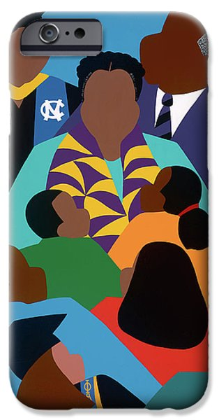 iPhone 6s Case - Jubilee by Synthia SAINT JAMES