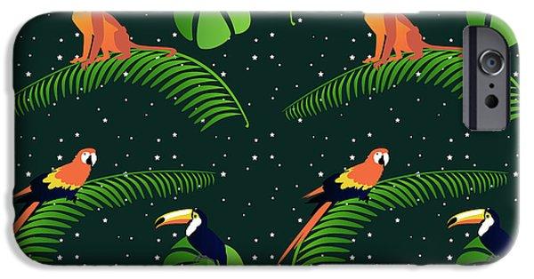 Jungle Fever IPhone 6s Case