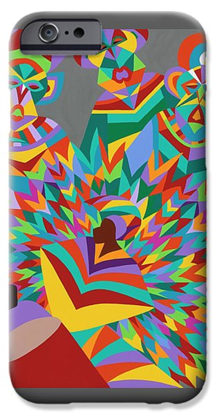 Junkanoo IPhone 6s Case