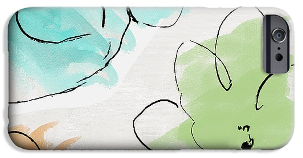 Flowers iPhone 6s Case - Kasumi by Mindy Sommers