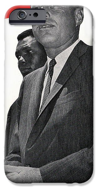 Whitehouse iPhone 6s Case - Kenndy For President by Jon Neidert