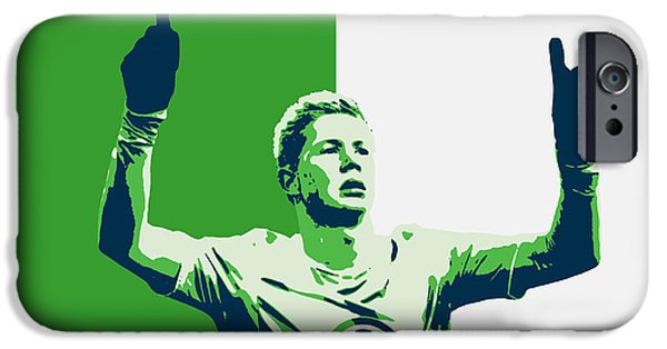 Kevin De Bruyne IPhone 6s Case