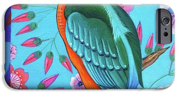 Kingfisher IPhone 6s Case by Jane Tattersfield