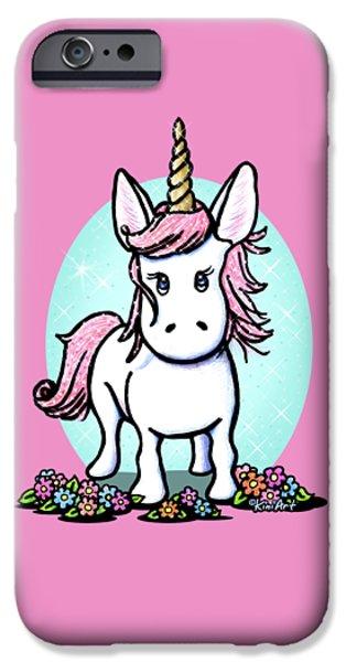 Kiniart Unicorn Sparkle IPhone 6s Case