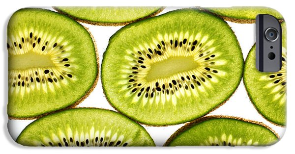 Kiwi Fruit II IPhone 6s Case by Paul Ge