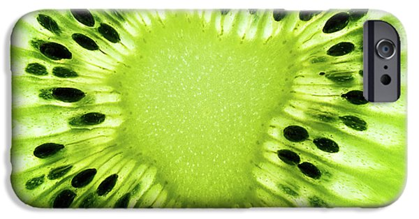 Kiwi iPhone 6s Case - Kiwism by Delphimages Photo Creations