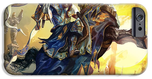Knight Of New Benalia IPhone 6s Case by Ryan Barger