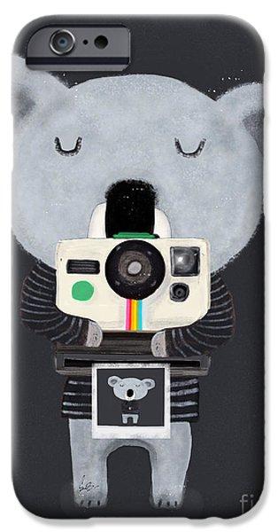 Koala Cam IPhone 6s Case