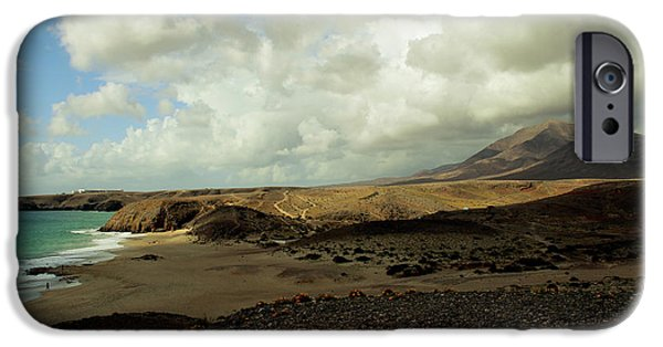 Lanzarote IPhone 6s Case by Cambion Art