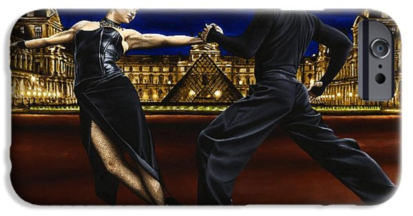 Last Tango In Paris IPhone 6s Case by Richard Young