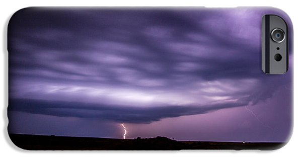 Nebraskasc iPhone 6s Case - Late July Storm Chasing 033 by NebraskaSC