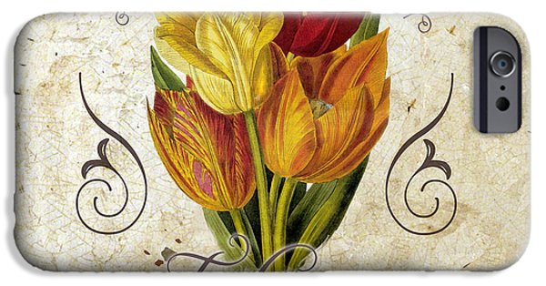 Le Jardin Tulipes IPhone 6s Case by Mindy Sommers