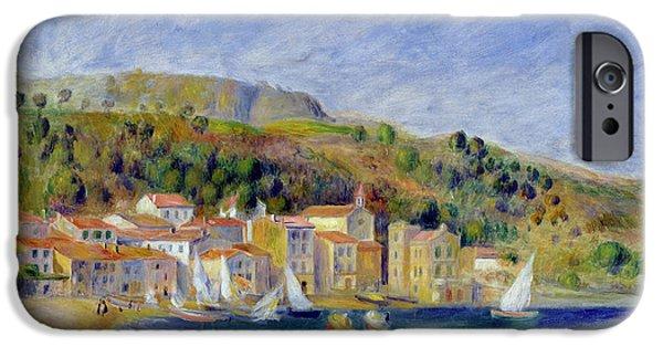 Le Lavandou IPhone Case by Pierre Auguste Renoir