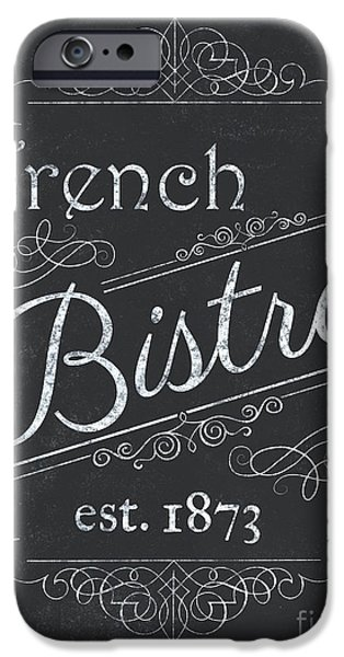 Le Petite Bistro 4 IPhone 6s Case by Debbie DeWitt