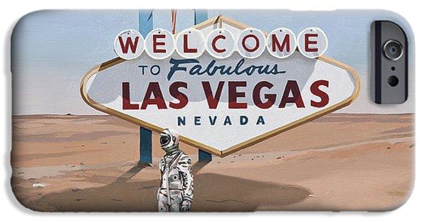 Leaving Las Vegas IPhone 6s Case