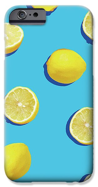 Lemon Pattern IPhone 6s Case by Rafael Farias