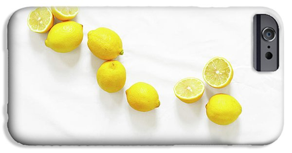 Lemons IPhone 6s Case by Lauren Mancke