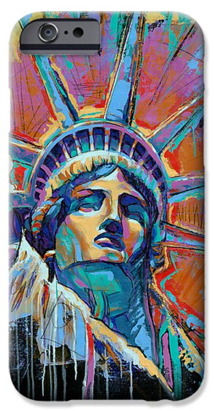 Liberty In Color IPhone 6s Case by Damon Gray