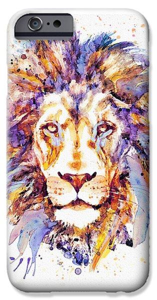 Lion Head IPhone 6s Case