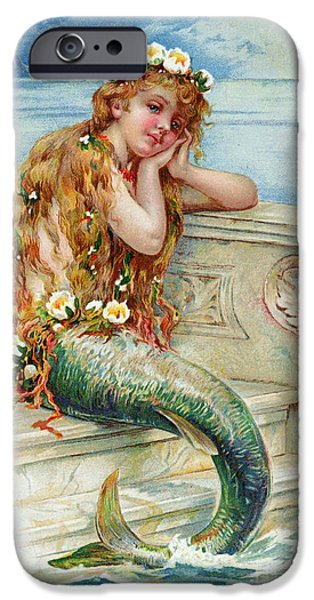 Little Mermaid IPhone 6s Case