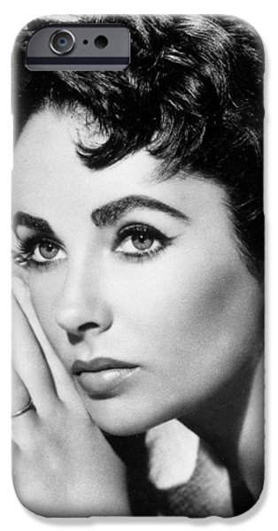 Liz Taylor IPhone 6s Case