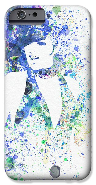 Liza Minnelli Cabaret IPhone 6s Case by Naxart Studio