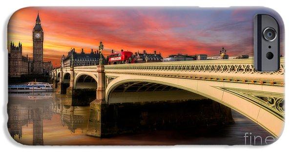 London Sunset IPhone 6s Case