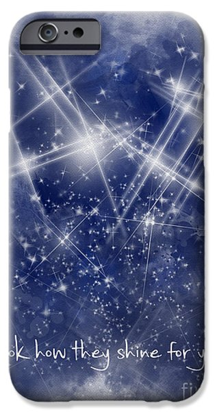 Look How They Shine For You IPhone 6s Case