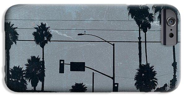 Los Angeles IPhone 6s Case by Naxart Studio