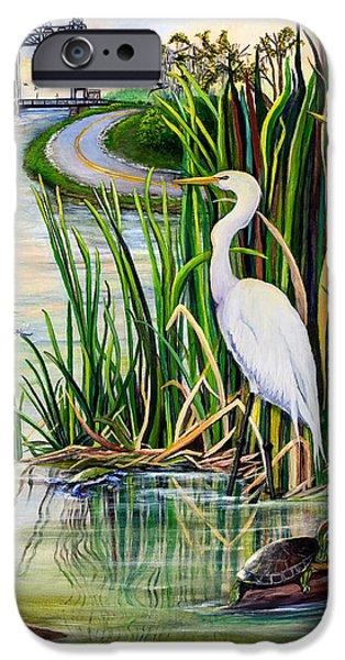 Louisiana Wetlands IPhone 6s Case