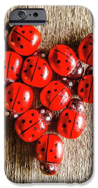Beetle iPhone 6s Case - Love Bug by Jorgo Photography - Wall Art Gallery