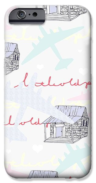 Love Shack IPhone 6s Case by Beth Travers