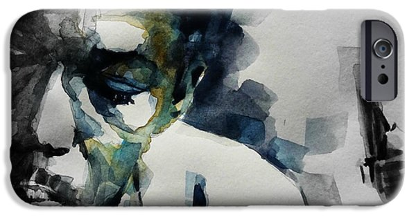 Saxophone iPhone 6s Case - Lush Life  John Coltrane  by Paul Lovering