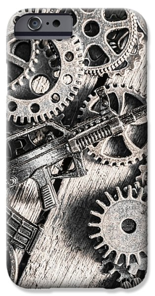 Machines Of Military Precision  IPhone 6s Case by Jorgo Photography - Wall Art Gallery