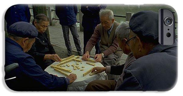 Mahjong In Guangzhou IPhone 6s Case
