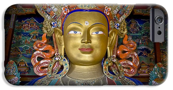 Maitreya Buddha IPhone 6s Case