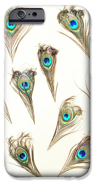 Peacock iPhone 6s Case - Majestic Feathers by Jorgo Photography - Wall Art Gallery