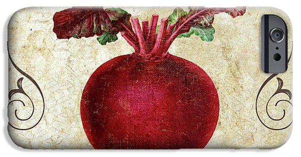 Mangia Radish IPhone 6s Case by Mindy Sommers