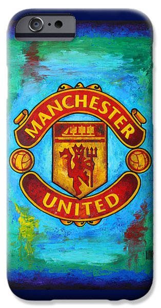 Manchester United Vintage IPhone 6s Case