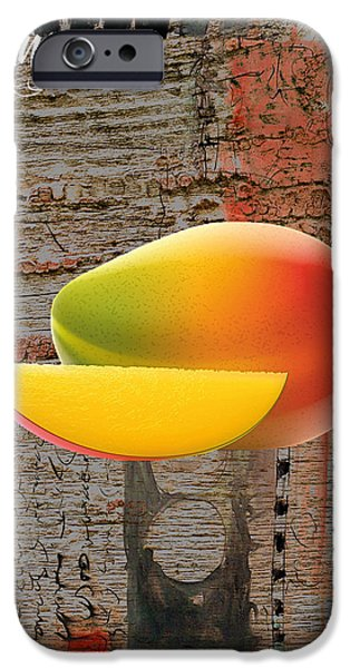 Mango Collection IPhone 6s Case by Marvin Blaine