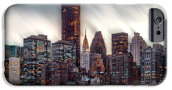 Manhattan Daze IPhone 6s Case by Az Jackson
