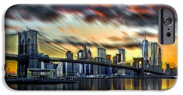 Manhattan Passion IPhone 6s Case by Az Jackson
