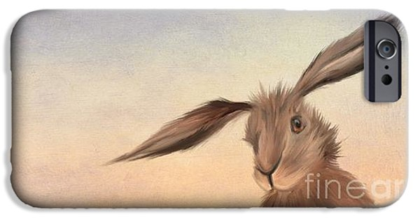 March Hare IPhone 6s Case by John Edwards