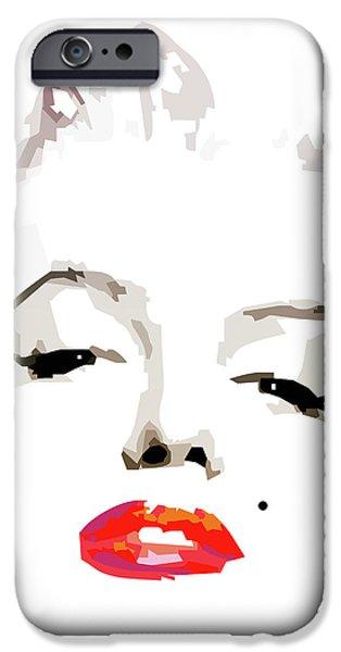 Marilyn Monroe Minimalist IPhone 6s Case