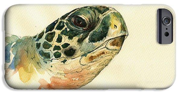 Marine Turtle IPhone 6s Case