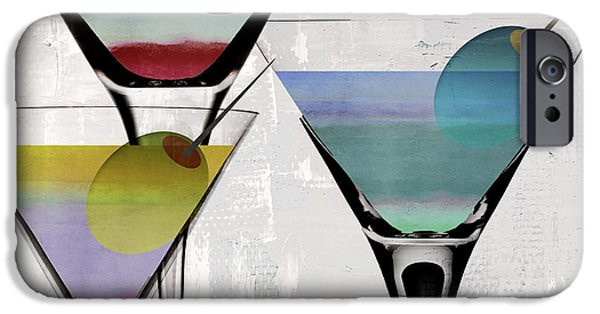 Martini Prism IPhone 6s Case by Mindy Sommers