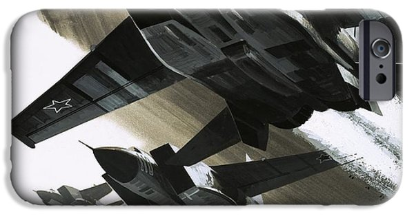 Mcdonnell Douglas F15 Eagle Jet Fighter IPhone 6s Case
