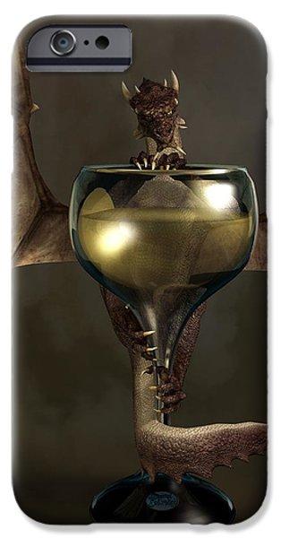 Mead Dragon IPhone 6s Case by Daniel Eskridge