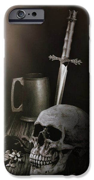 Knight iPhone 6s Case - Medieval Still Life by Tom Mc Nemar
