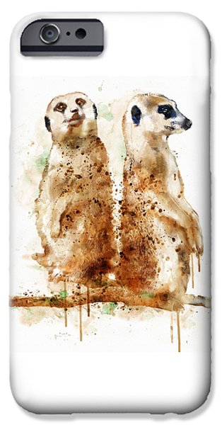 Meerkats IPhone 6s Case
